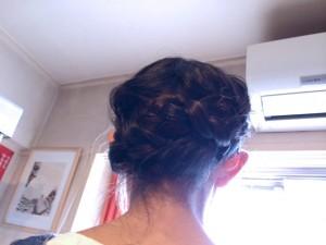 hair-arrange